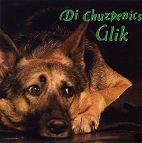 "CD-Cover Di Chuzpenics ""Glik"""