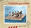 "CD-Cover Florentine goes Fishing ""Vamos Fugir"""