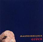 """CD-Cover Manfred Maurenbrecher """"Glück"""""""