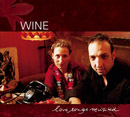 "CD-Cover Wine ""Love Songs Revisited"""
