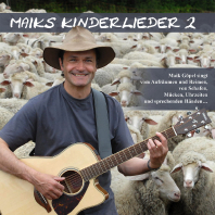 Maiks Kinderlieder 2 CD Cover