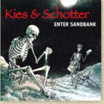 "CD Cover Kies und Schotter ""Enter Sandbank"""