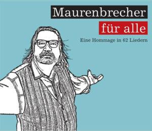 """""""Maurenbrecher für alle"""" CD Cover"""