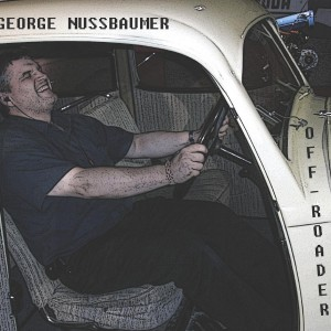 "George Nussbaumer ""Off-Roader"" CD Cover"