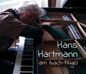 Hans hartmann CD - Front